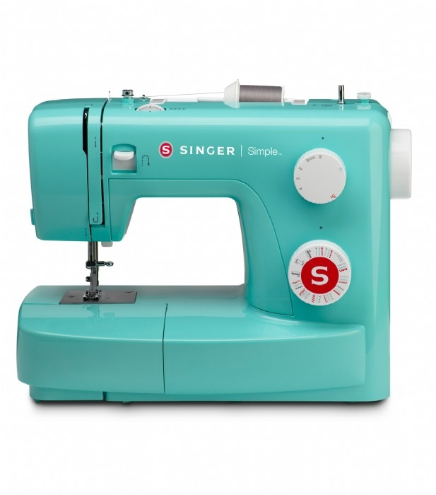 Singer Simple 3223P Teal Colour