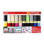 Gutermann Thread Pack -20 shades 100mt