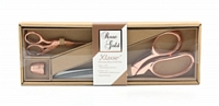 Klasse Rose Gold Scissor Set