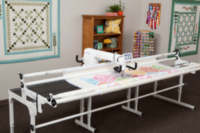 Handi Quilter HQ26 Infinity Frame, Machine and Prostitcher Package