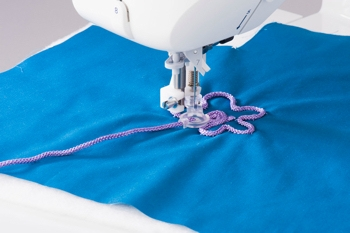 Juki Cording and Embroidery Foot suits F and G series