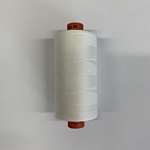 Rasant Polyester/Cotton Thread 1000m - White