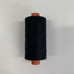 Rasant Polyester/Cotton Thread 1000m - Black