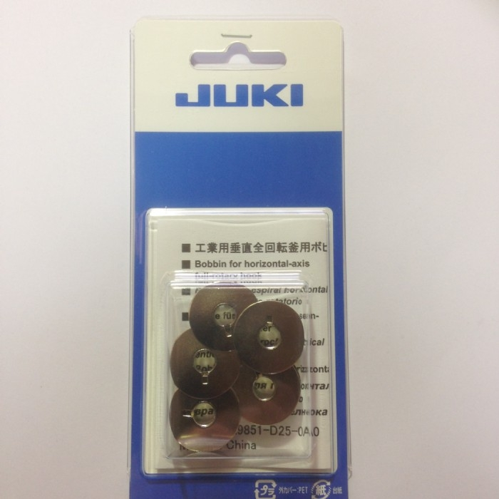 Juki Bobbins for TL-98P/TL2010q Pack of 5
