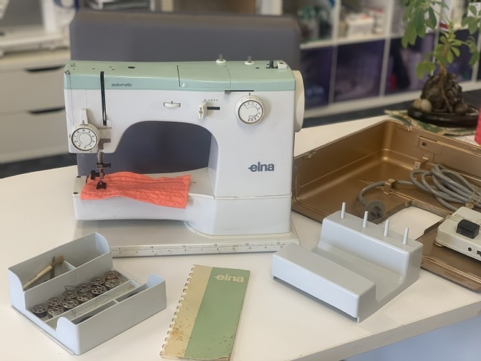 Elna Automatic Pre Owned Sewing Machine