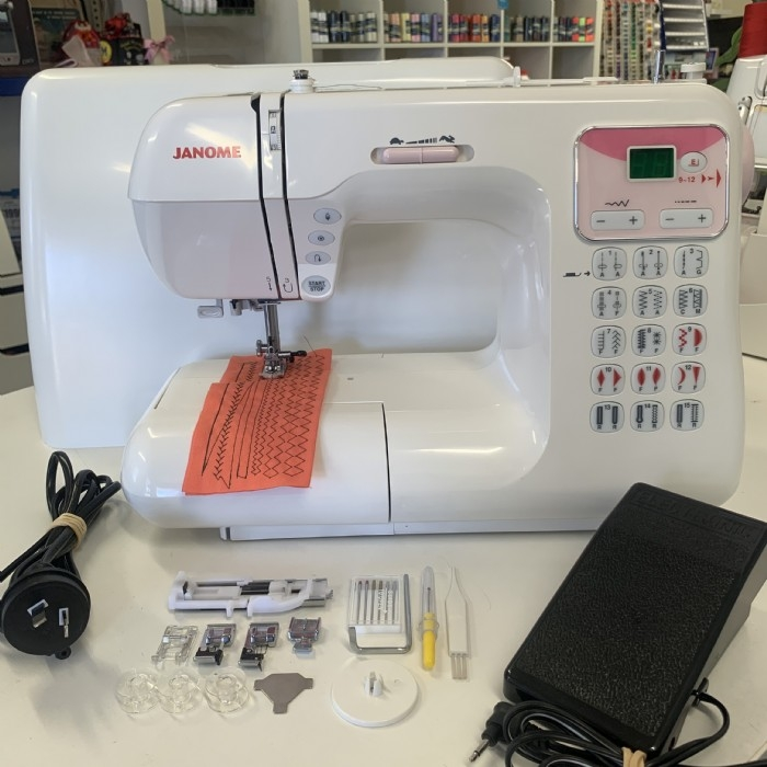 Janome DC4030 Sewing Machine - Pre owned