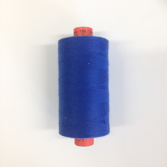 Rasant Polyester/Cotton Thread 1000m - Royal