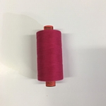 Rasant Polyester/Cotton Thread 1000m - Dark Pink