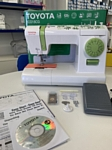 Toyota ECO15CG Pre Owned Sewing Machine