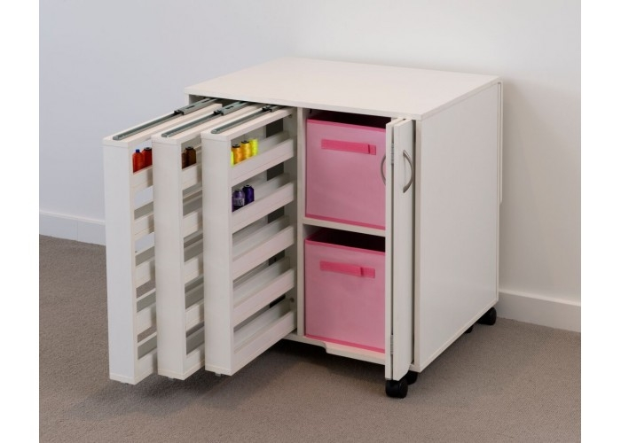Horn Modular Pull-Out Thread Holder Cabinet