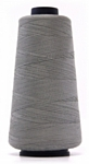 Overlocker Thread 2000m Grey