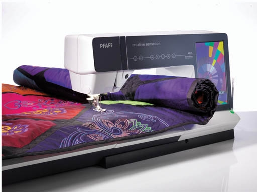 Pfaff Creative Performance with Embroidery Unit
