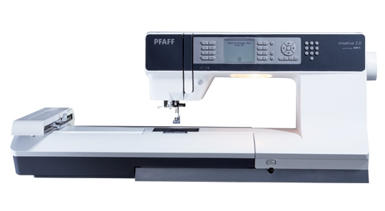 Pfaff Creative 2.0 Embroidery and Sewing Machine