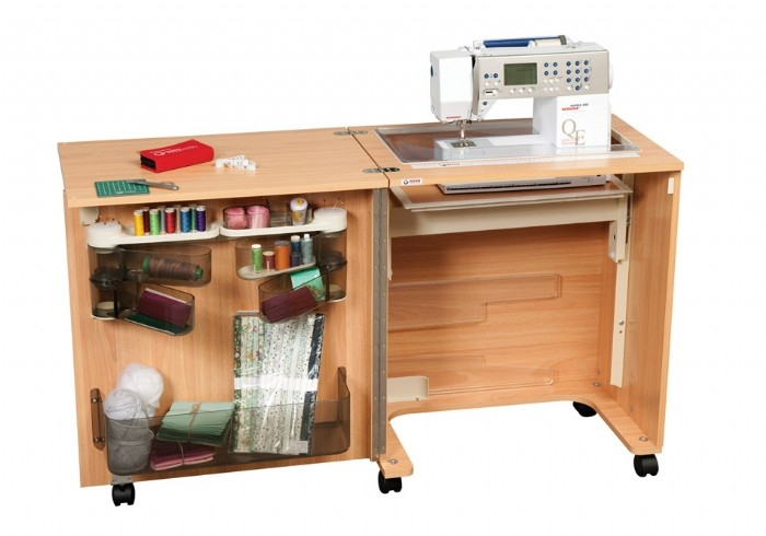 Horn Crown Sewing Cabinet MKIII