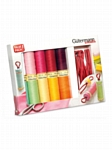 Gutermann Thread Pack with bobbin clips