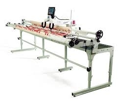 HandiQuilter HQ18 Studio Frame, Machine and Prostitcher Package