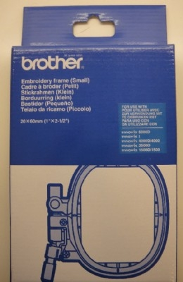 Brother Embroidery Hoop Small 2x6