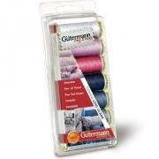 Gutermann Thread Pack Ring a Roses - Long Island