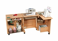 Horn Monarch Sewing Cabinet MKIII