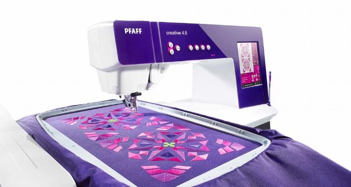 Pfaff Creative 4.5 Embroidery and Sewing Machine