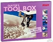 Pfaff Quilters Toolbox 9mm for 2000 series machine