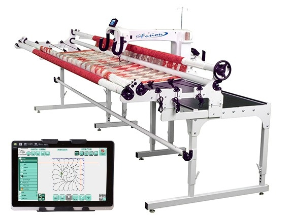 Handi Quilter HQ24 Frame, Machine and Prostitcher Package
