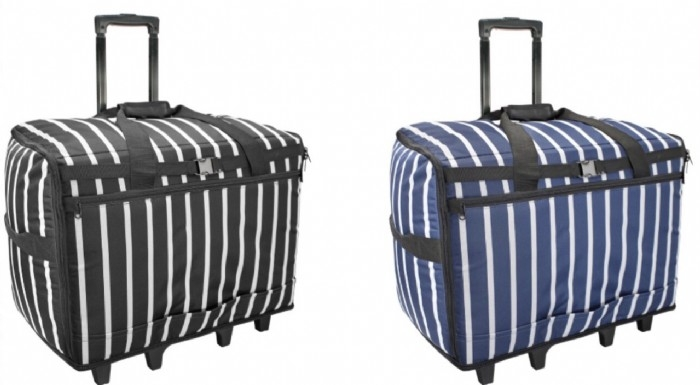 Trolley Bag Extra Large - Stripe Pattern
