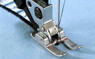 Pfaff open toe applique foot 6mm pfaff machine accessories feet