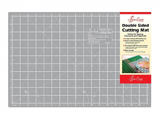 Cutting Mat - Double Sided 18
