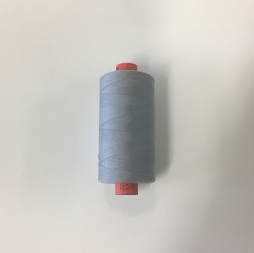 Rasant Polyester/Cotton Thread 1000m - Light Grey