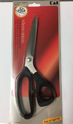 Kai Dressmaking Scissors 240mm 9 1/2 Inch