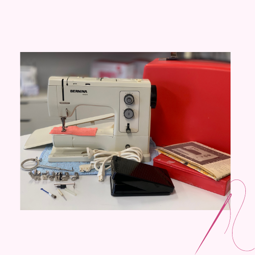 Second Hand Sewing Machines and Overlockers